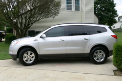 Suawe2 2009 Chevrolet Traverse