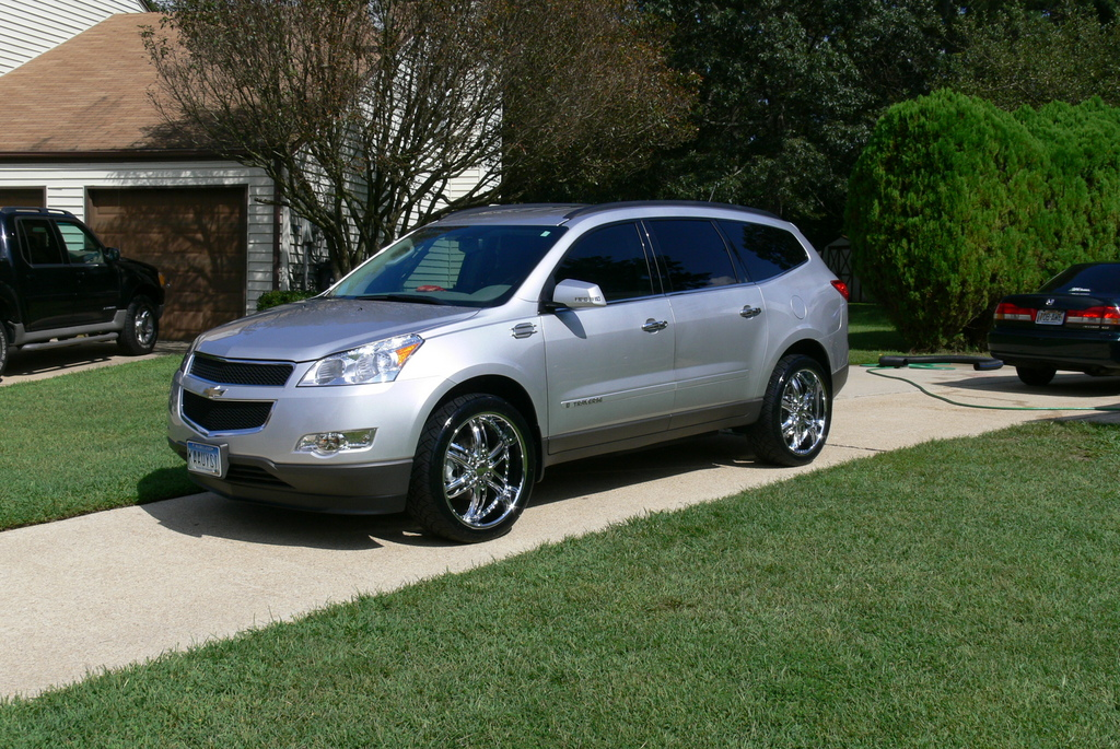 Another Suawe2 2009 Chevrolet Traverse post... - 13697345