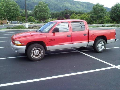 Thunder_Hokie 2000 Dodge Dakota Quad Cab 13670809