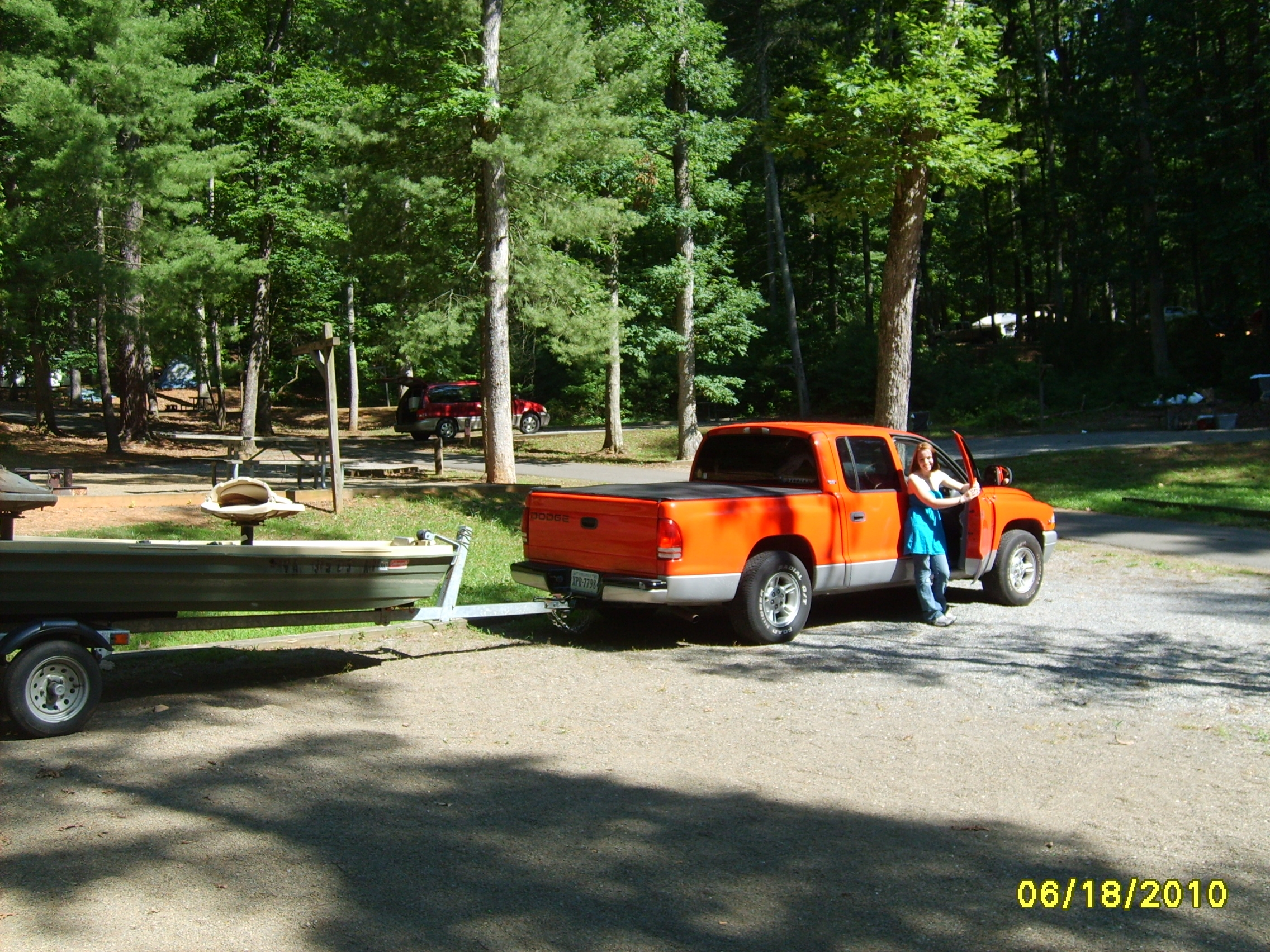 Thunder_Hokie's 2000 Dodge Dakota Quad Cab