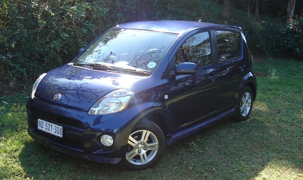Another mr_norris 2005 Daihatsu Sirion post... - 13673777