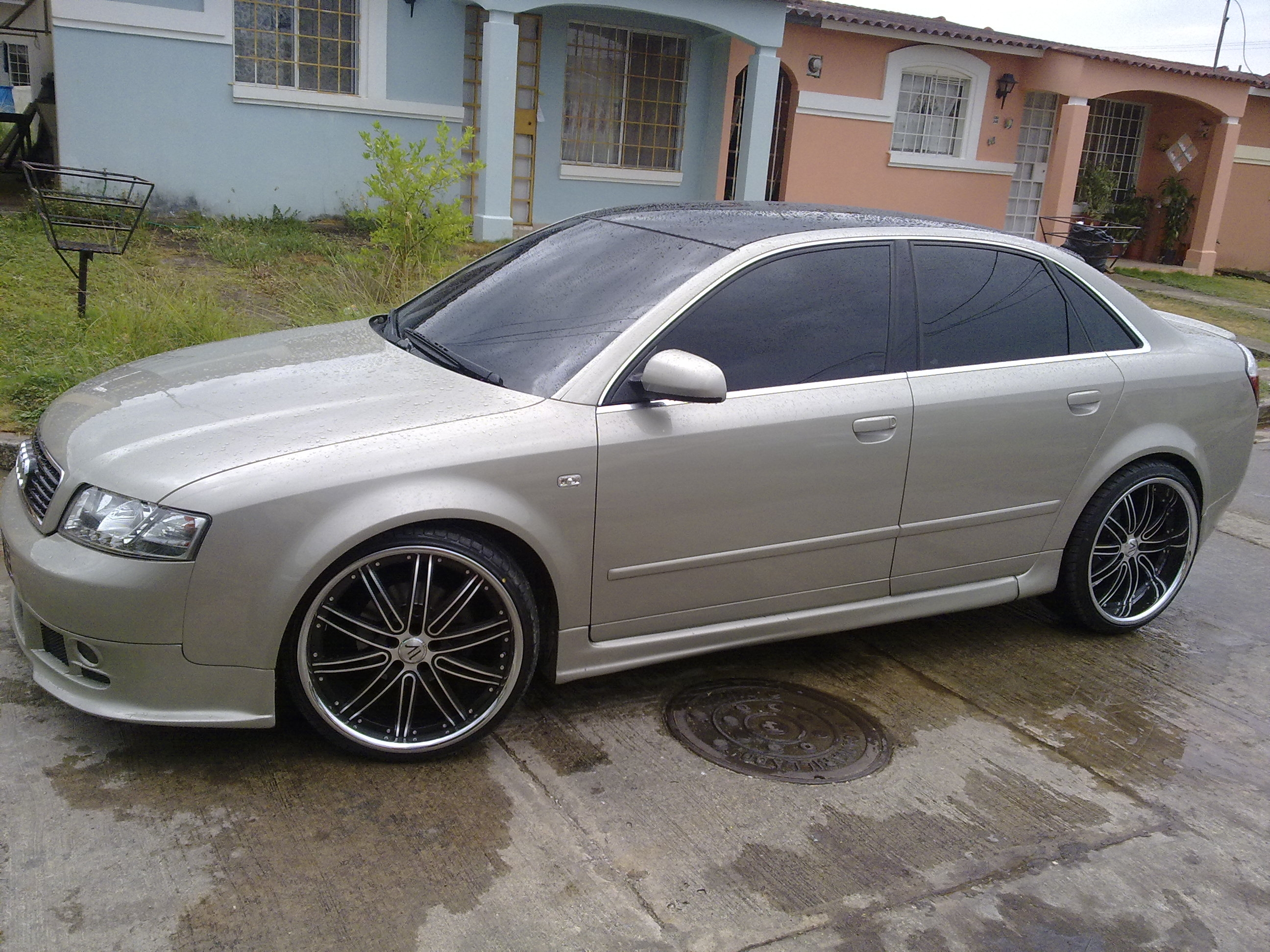 vj jimenez 2004 audi a4 specs photos modification info at cardomain. Black Bedroom Furniture Sets. Home Design Ideas