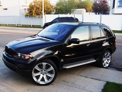 TtheGodfathers 2004 BMW X5
