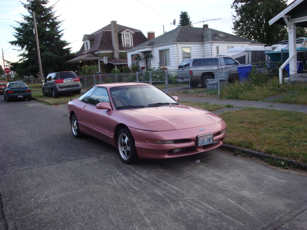 Image result for Pink ford probe