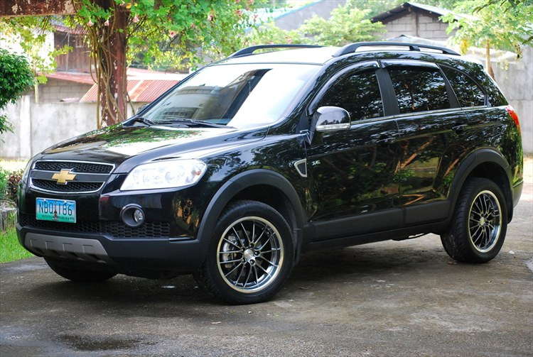 Another doclc 2009 Chevrolet Captiva post... - 13675176