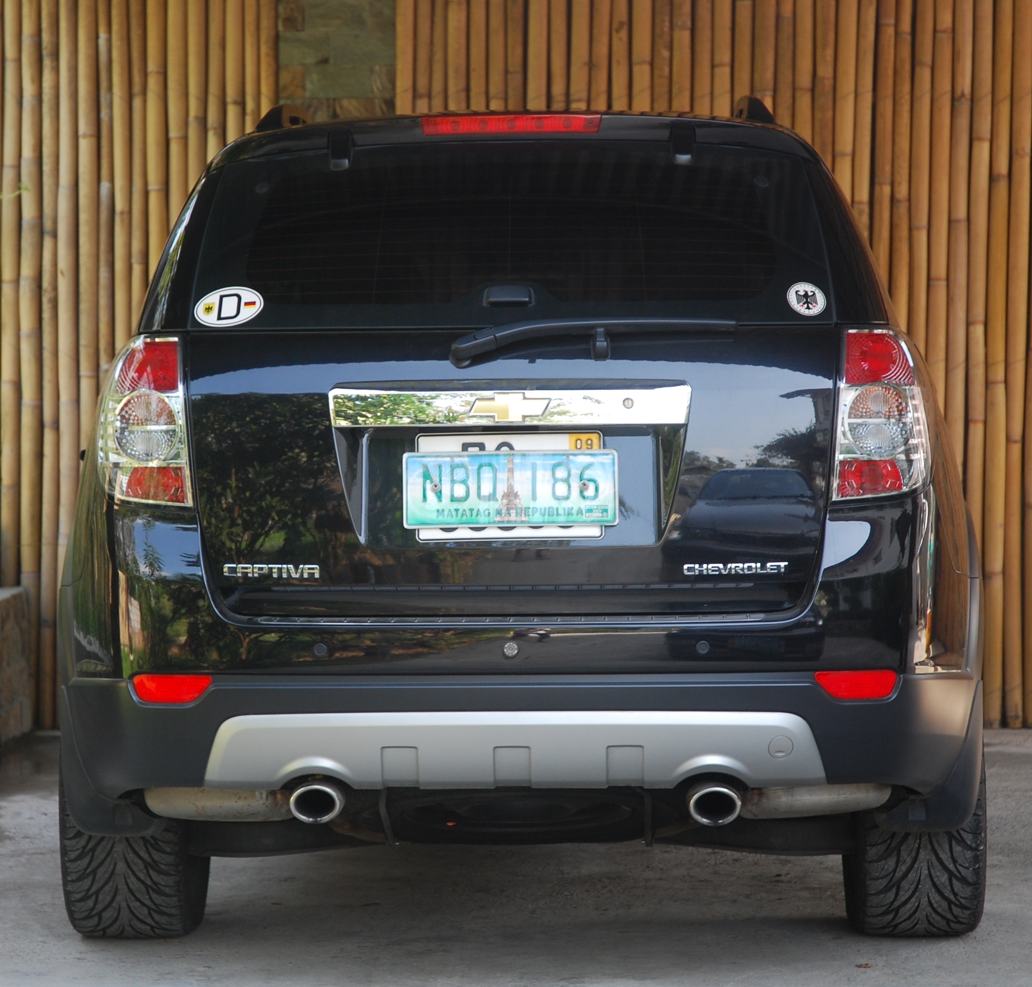 Another doclc 2009 Chevrolet Captiva post... - 13675197