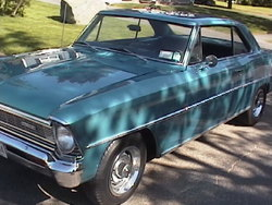 wmjocas 1967 Chevrolet Chevy II