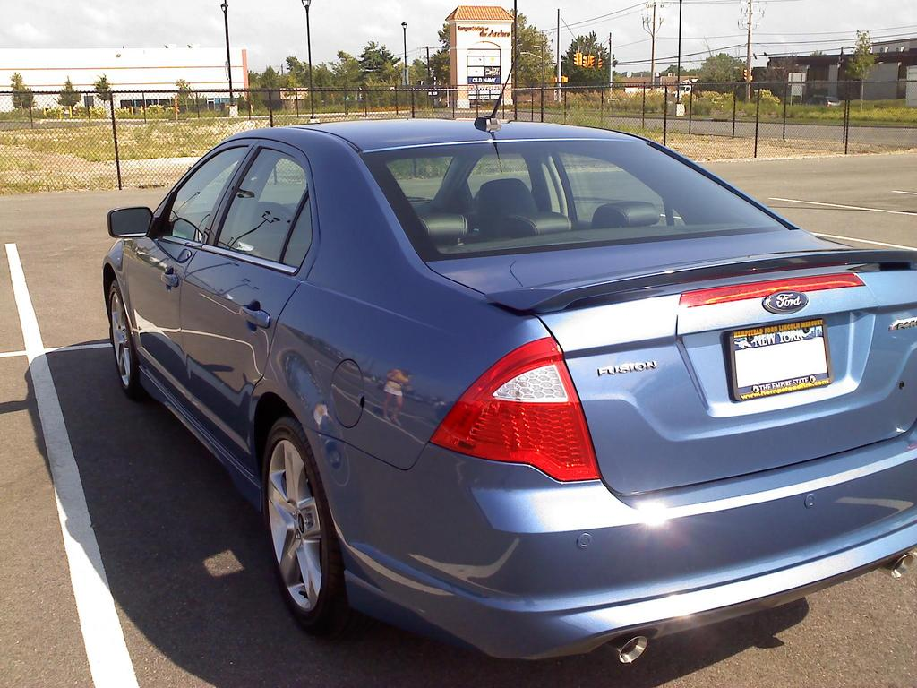 Virgoluck 2010 Ford Fusion Specs Photos Modification Info at