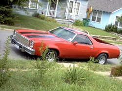 breakfastsex 1977 Chevrolet El Camino
