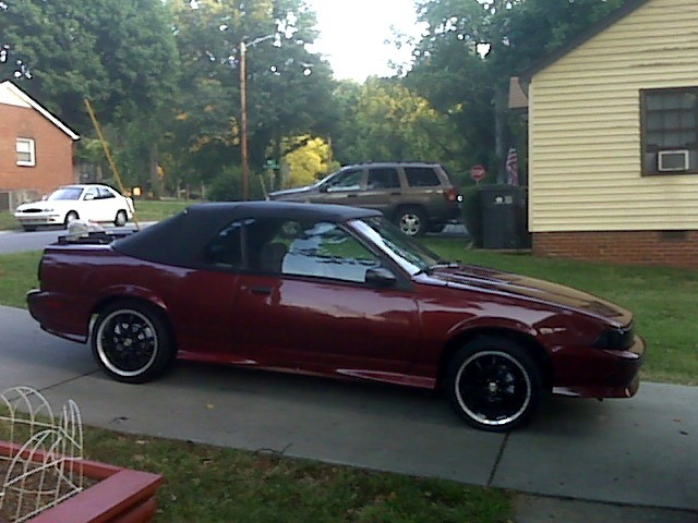Another planetcadillac 1988 Chevrolet Cavalier post... - 13438800
