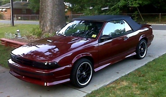 Another planetcadillac 1988 Chevrolet Cavalier post... - 13438801