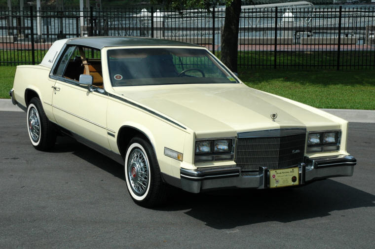 planetcadillac 1983 cadillac eldorado specs photos modification info at cardomain cardomain