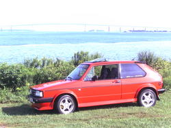 2ndChanceGTIs 1984 Volkswagen Rabbit