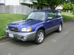 Subaru_Girly2003 2003 Subaru Forester