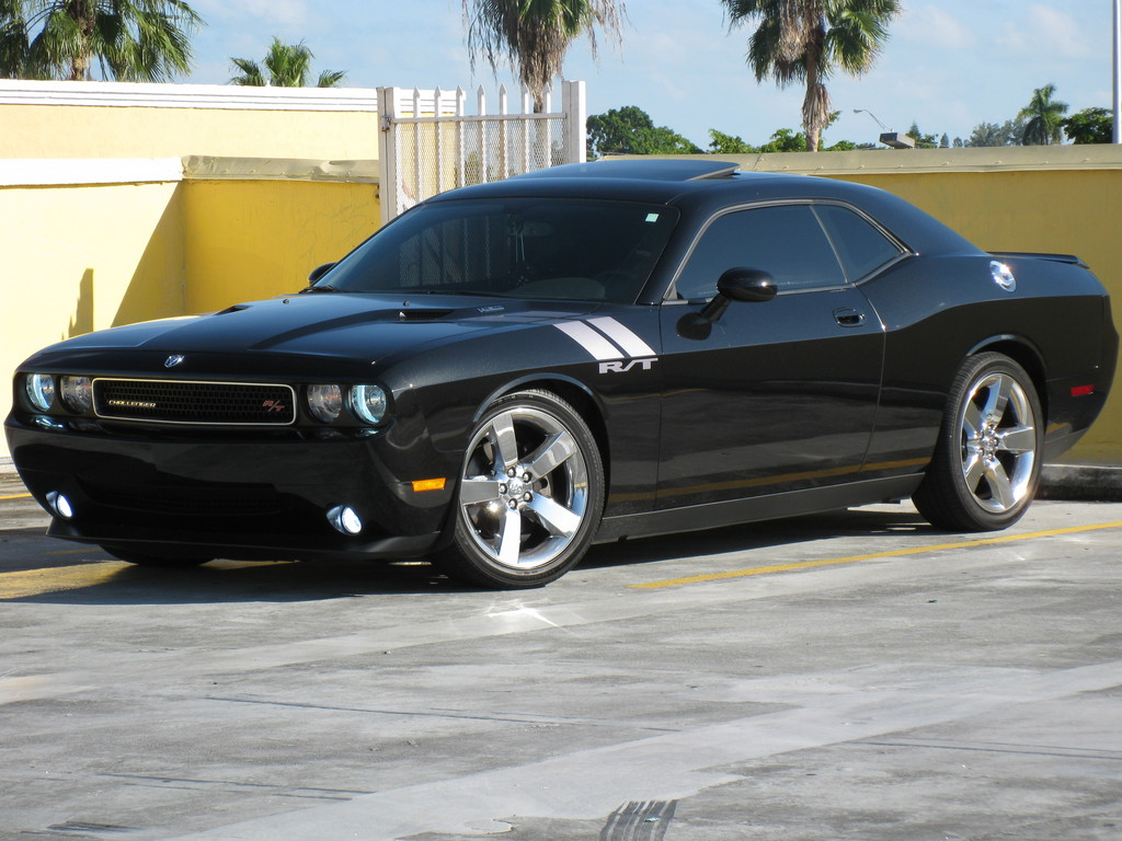 SRT1500 2009 Dodge Challenger 13692271