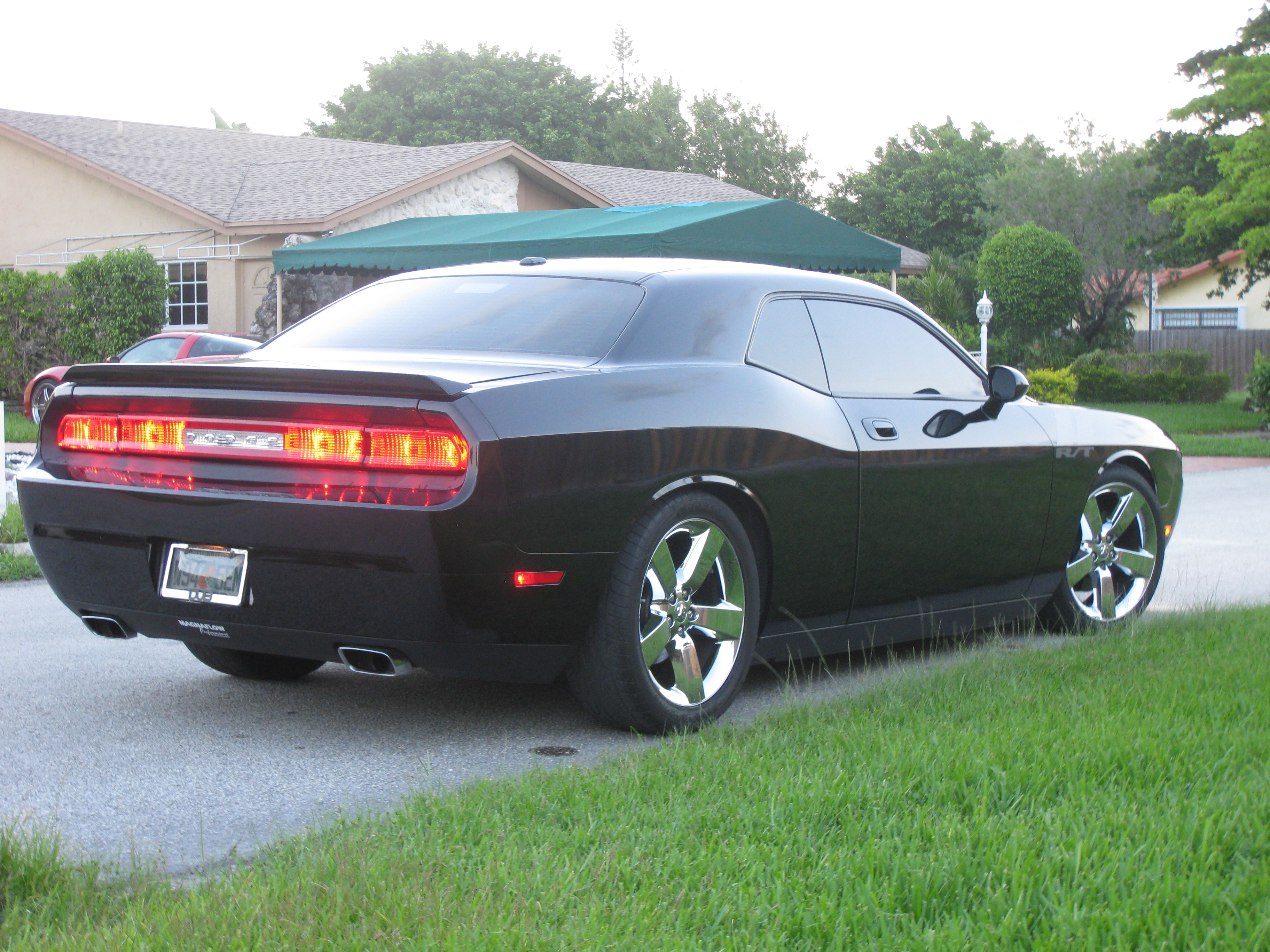 SRT1500 2009 Dodge Challenger 13692299