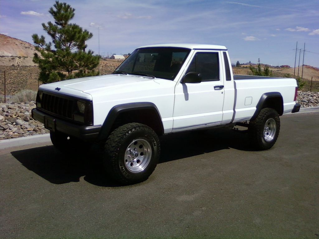 Lifted Jeep Comanche Quotes
