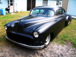 TheKickinKoupes 1950 Chevrolet Styleline