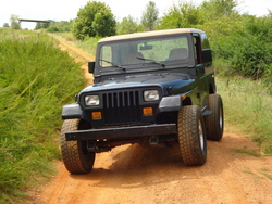 kennysjeeps 1995 Jeep YJ