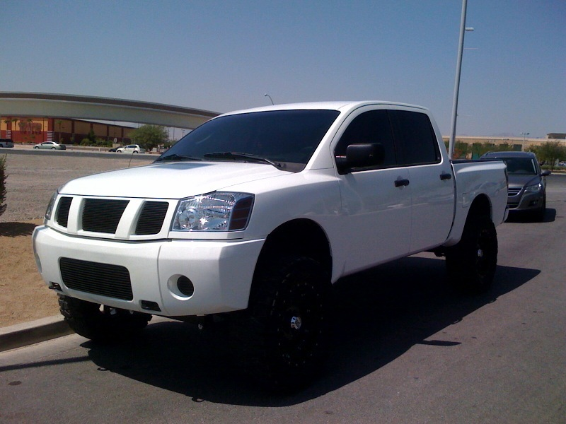 Another Hilife808 2007 Nissan Titan Crew Cab post... - 13688434