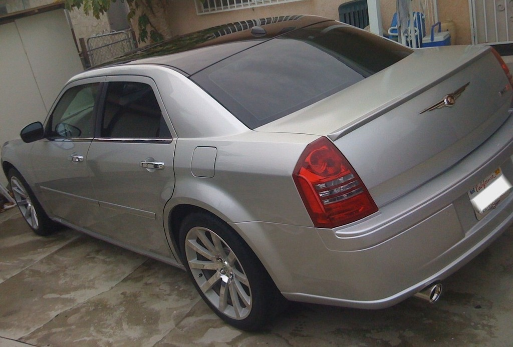 Another Dodgers78 2005 Chrysler 300 post... - 13679963