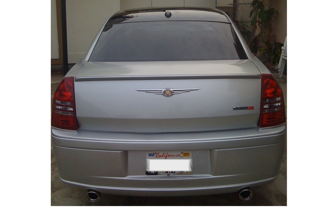Another Dodgers78 2005 Chrysler 300 post... - 13679964