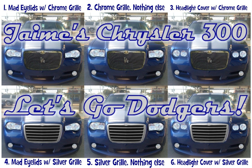 Another Dodgers78 2005 Chrysler 300 post... - 13679981
