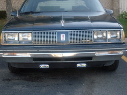 Chalo89 1986 Oldsmobile 98