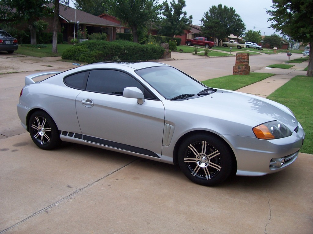 tibby580 2004 hyundai tiburon specs photos modification info at cardomain cardomain