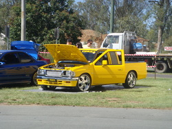 MitchRev 1995 Holden Rodeo