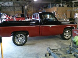 omar2499s 1985 Chevrolet C/K Pick-Up