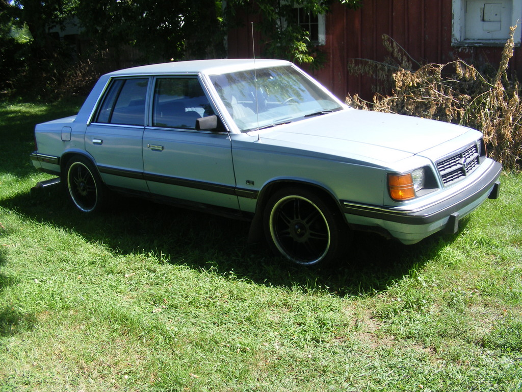 Another yunzaX 1989 Dodge Aries post... - 13682505