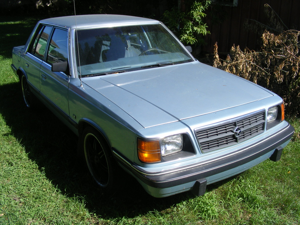 Another yunzaX 1989 Dodge Aries post... - 13682508