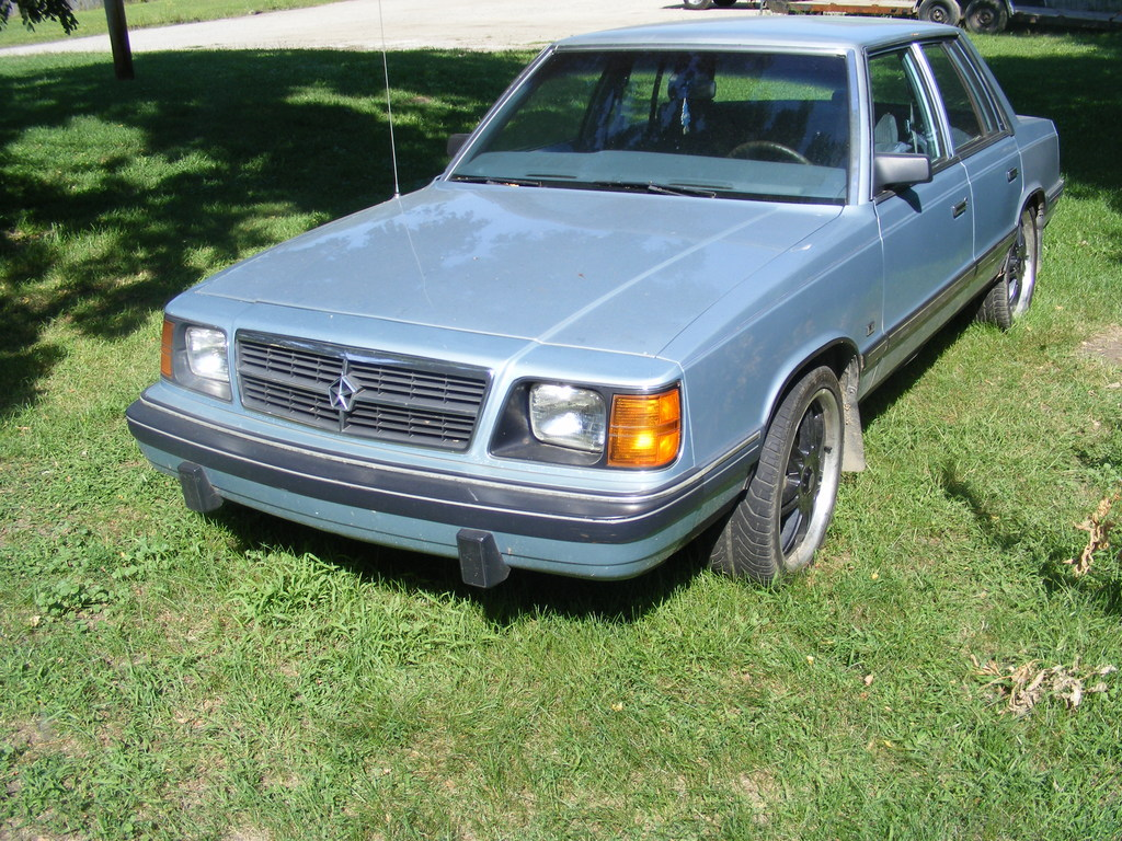 Another yunzaX 1989 Dodge Aries post... - 13682509
