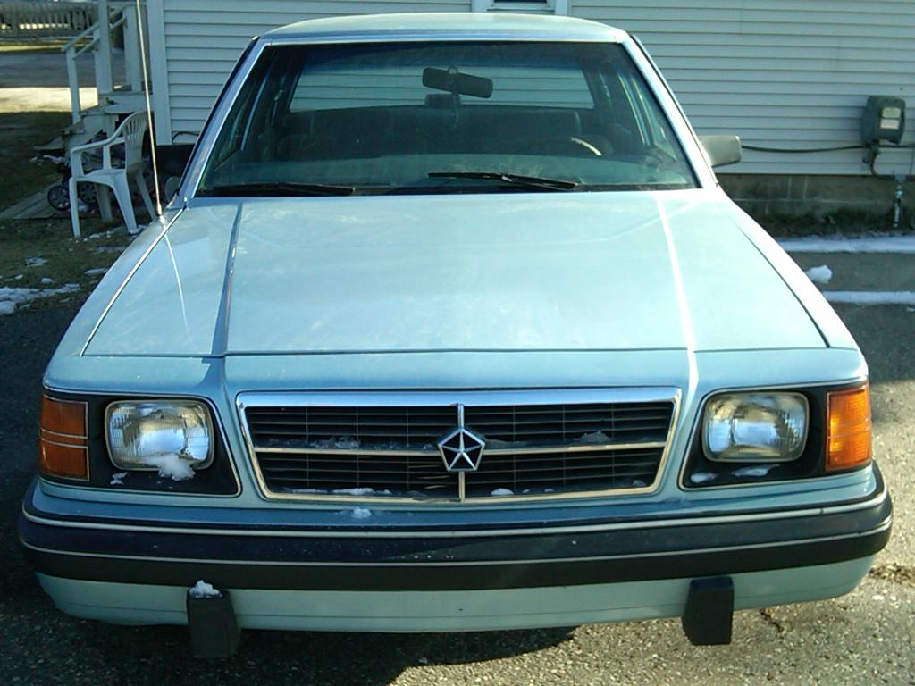 Another yunzaX 1989 Dodge Aries post... - 13682510