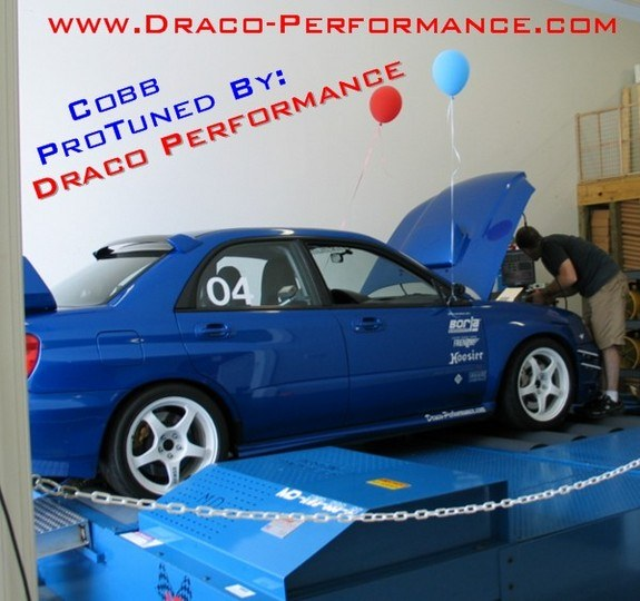 Another DracoSTi 2004 Subaru Impreza post... - 9576471