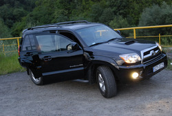Berry-inferno 2007 Toyota 4Runner