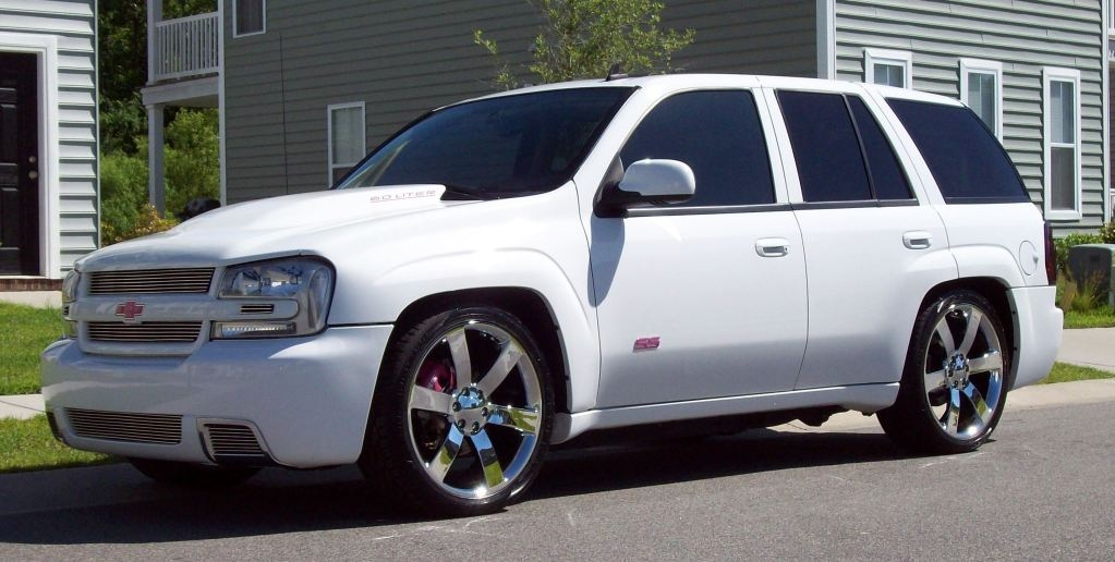 gldelox 2007 chevrolet trailblazer specs photos. Black Bedroom Furniture Sets. Home Design Ideas