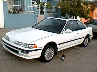 1992 Acura Integra on Da9edgar S 1992 Acura Integra In Ensenada