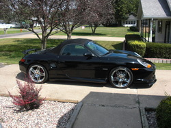 jasont65s 2000 Porsche Boxster