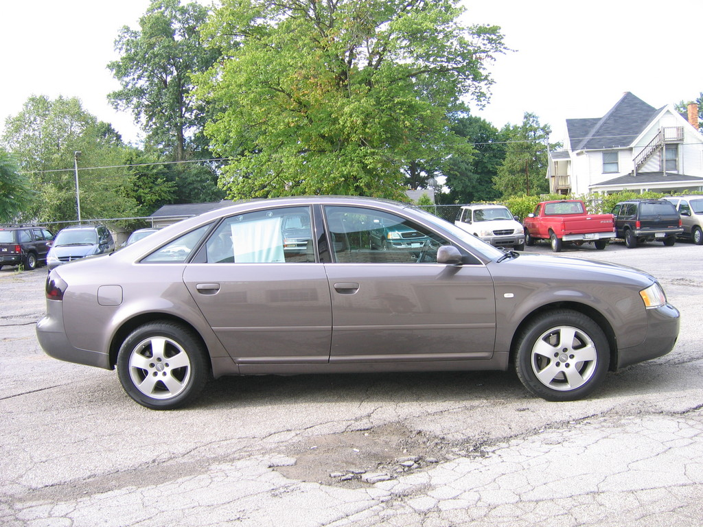 Another DrRemoMD311 2001 Audi A6 post... - 13686195