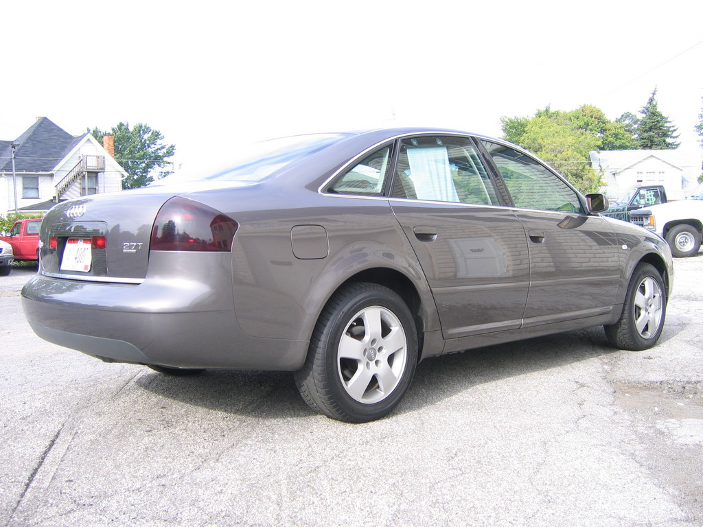 Another DrRemoMD311 2001 Audi A6 post... - 13686196