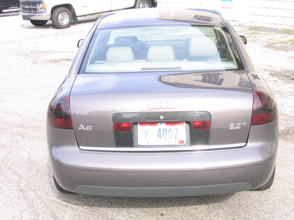 Another DrRemoMD311 2001 Audi A6 post... - 13686198