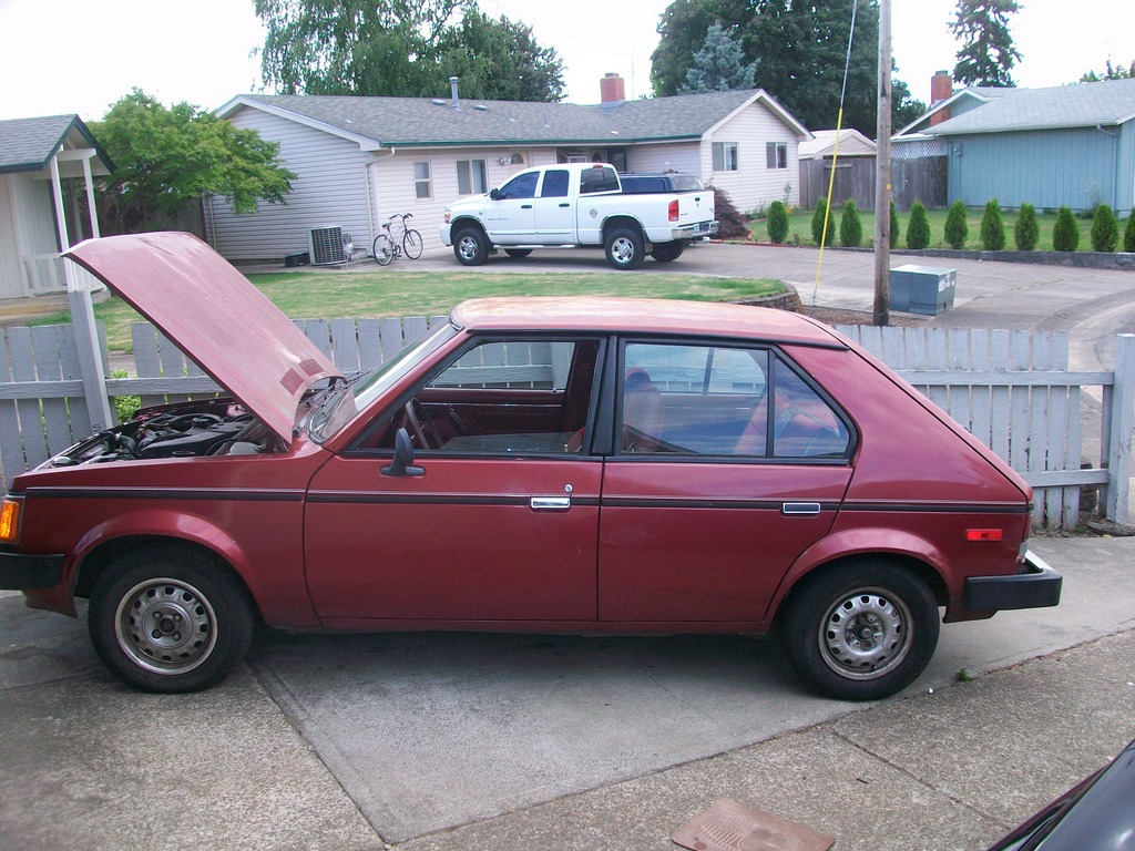Longhorns32 1989 Dodge Omni America Specs Photos