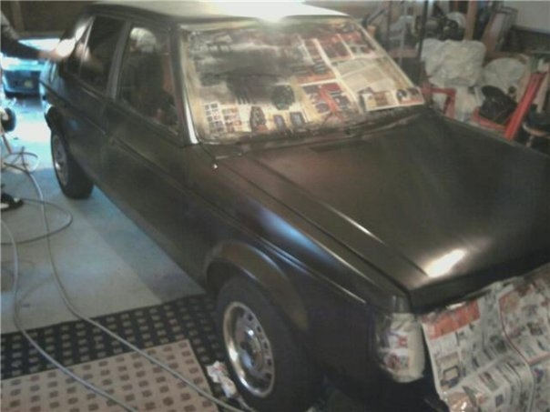 Another longhorns32 1989 Dodge Omni America post... - 13694081