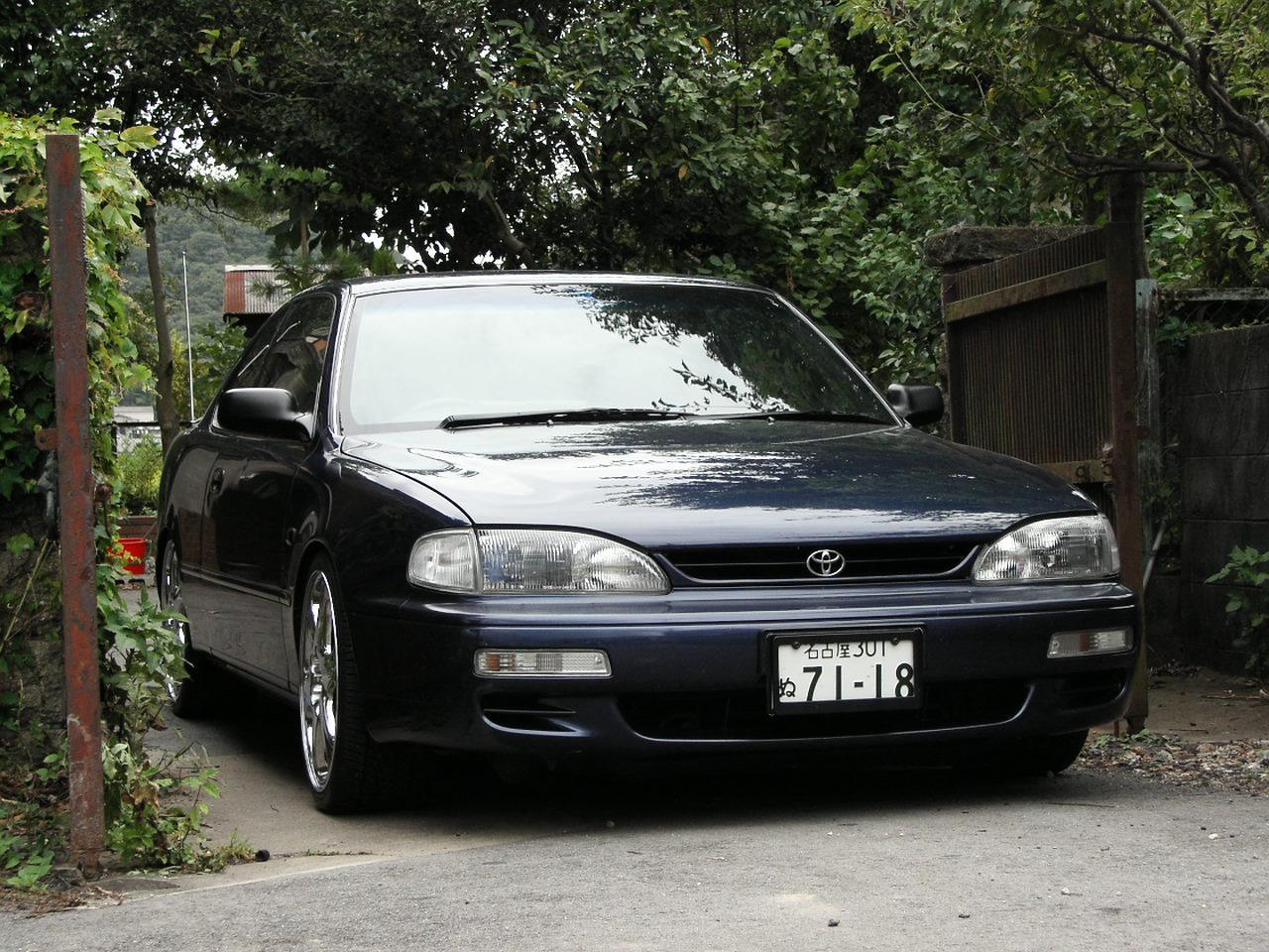 Kyota Low 1995 Toyota Camry Specs Photos Modification