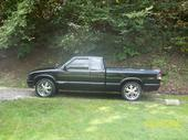 HALOWCOSTs 1996 Chevrolet S10 Regular Cab