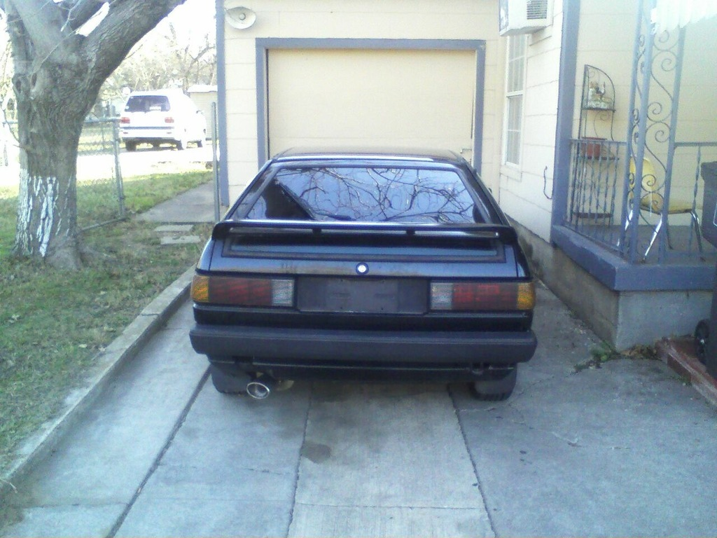 Another BlackRockBurner 1986 Volkswagen Scirocco post... - 13688447