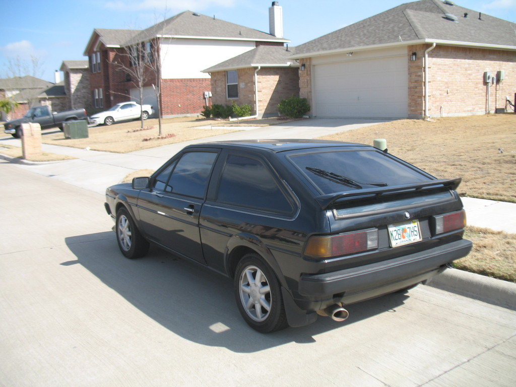 Another BlackRockBurner 1986 Volkswagen Scirocco post... - 13688451