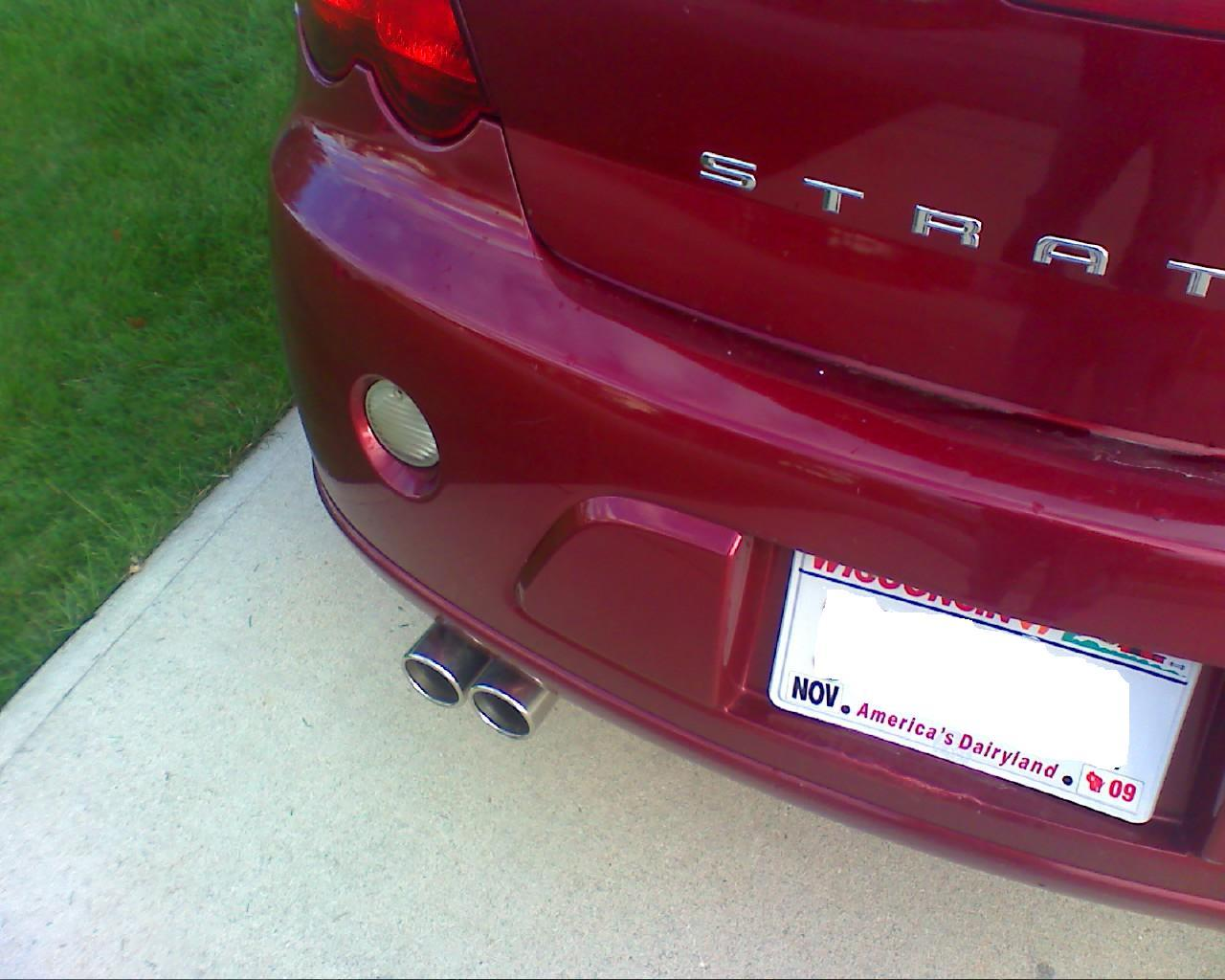 Another Str33tLegal 2003 Dodge Stratus post... - 13688539